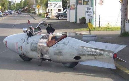 Motociklas lėktuvas