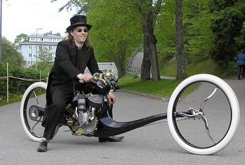 Ilgas motociklas