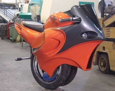 Vienaratis motociklas